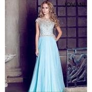Продам вечернее платье, цвета tiffany,  очень красивое, одевалось 1 раз.