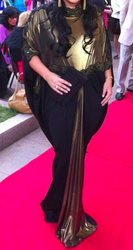 Необычное вечернее платье из Дубая в Алматы