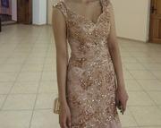 Шикарное вечернее платье для выпускного или важного мероприятия!