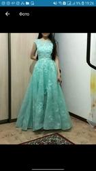Продам платье б/у, надевала 1 раз,  размер 42-44,  25000тг